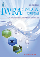 IWRA (India) Journal (Half Yearly Technical Journal of Indian Geographical Committee of IWRA)