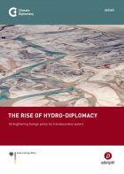 The Rise of Hydro-Diplomacy