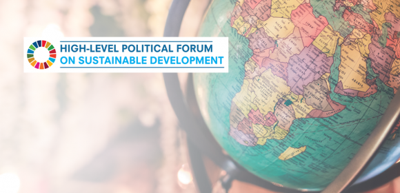 High-Level Political Forum on Sustainable Development 2019 in New York