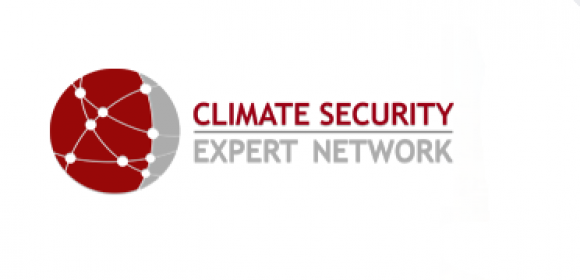 Climate Security Expert Network Logo