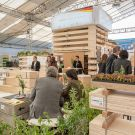 German Pavilion at Habitat III in Quito 2016