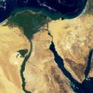 The Nile Delta, Egypt