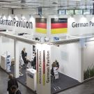 Carbon Expo 2015 - German Pavilion
