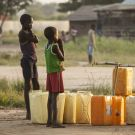 Drought Africa, A New Climate for Peace, climate change, conflict, security
