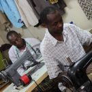 Textile production Africa