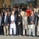 Pic of the participants of the vulnerability analysis