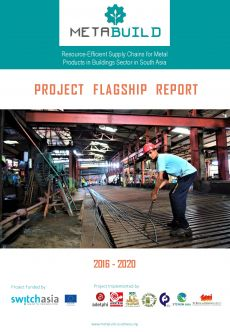 Cover METABUILD Project Flagship Report