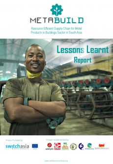 Cover METABUILD Lessons Learnt Report