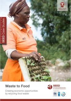 SEED Case Study Waste to Food