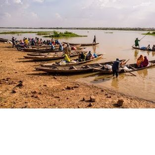 """Shoring Up Stabiliy"" report - Climate change is a critical factor in the Lake Chad crisis"