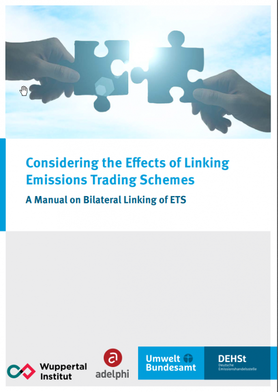 Considering the Effects of Linking Emissions Trading Schemes