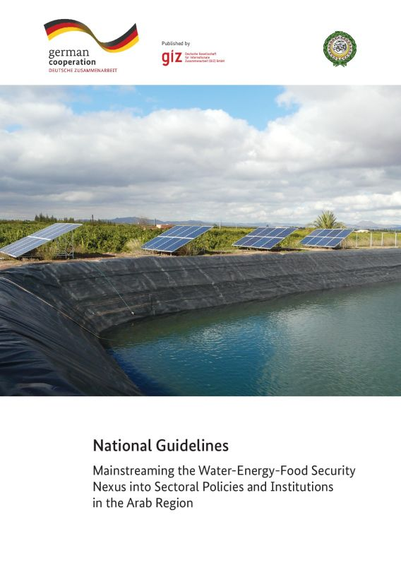 National Policy Guidelines for Mainstreaming the Water-Energy-Food Nexus