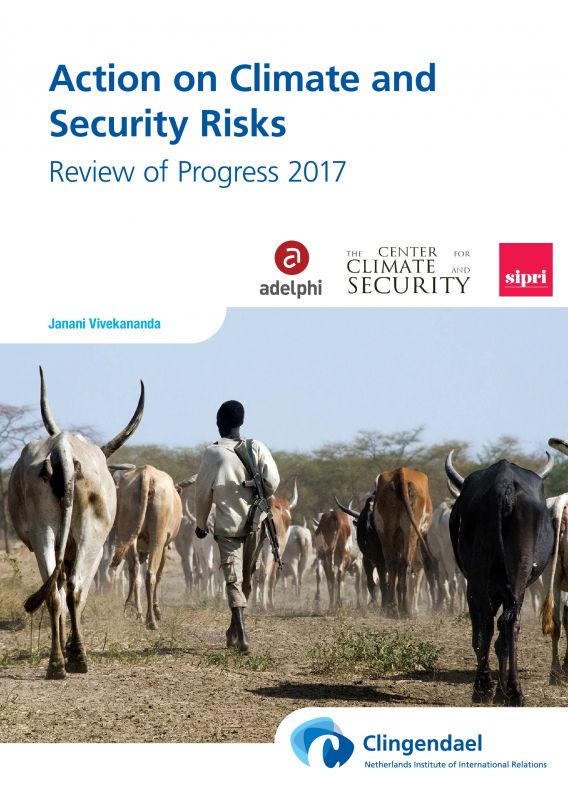 Action on Climate and Security Risks - Review of Progress 2017