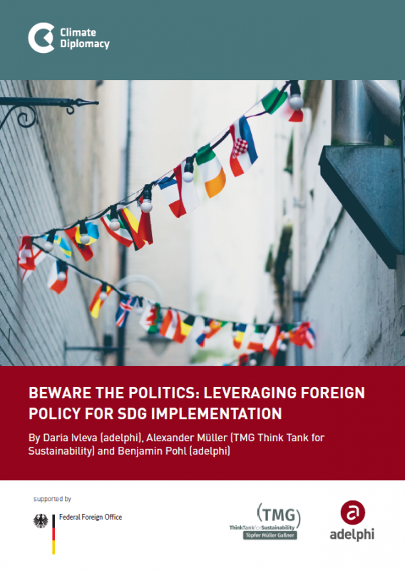 Beware the politics: Leveraging Foreign Policy for SDG Implementation