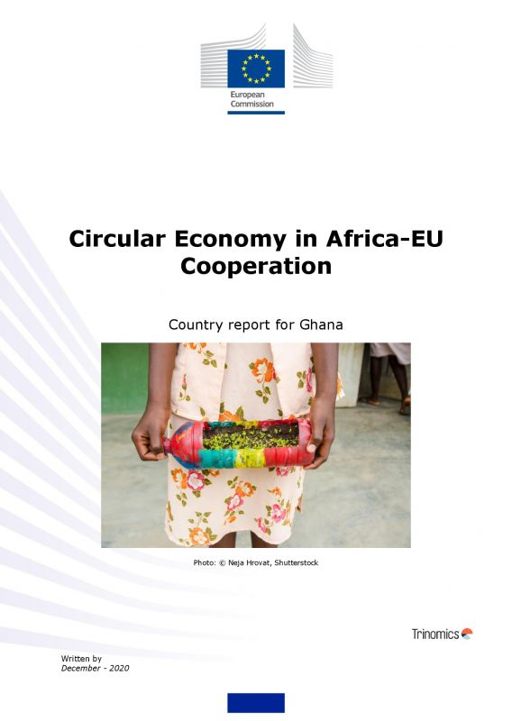 Cover Circular Economy Country report Ghana