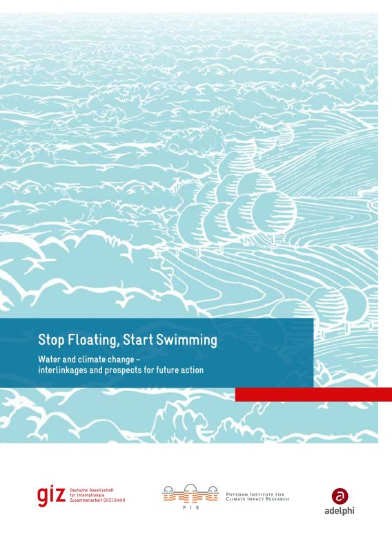 "Cover vom Bericht ""Stop Floating, Start Swimming"""