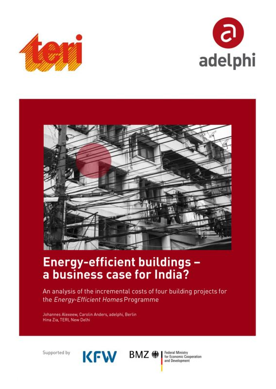 Energy-efficient buildings – a business case for India?