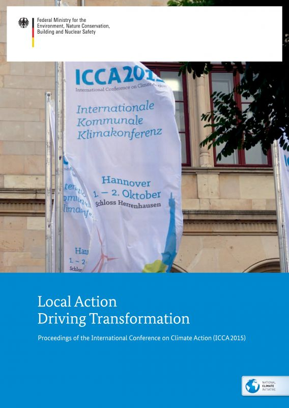 Local Action Driving Transformation
