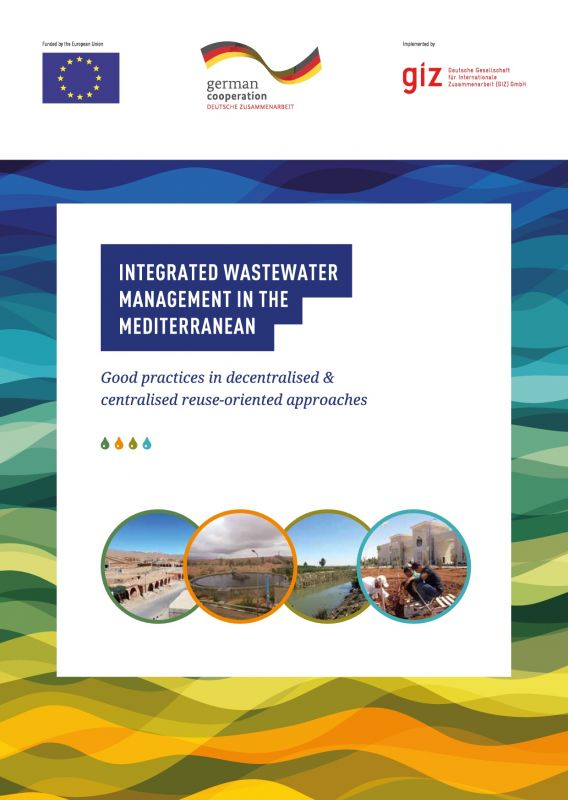 Integrated Waste Water Management in the Mediterranean - Compendium - adelphi