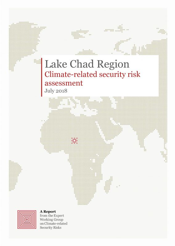 Lake Chad Region – Climate-related security risk assessment – adelphi-e3g-SIPRI