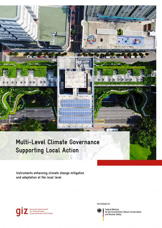 Multi-Level Climate Governance Supporting Local Action - GIZ
