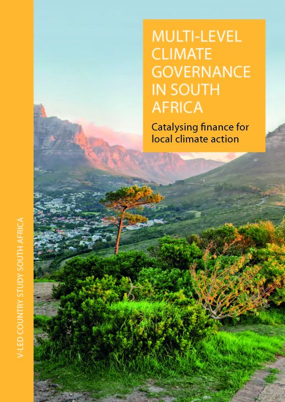 Multi-level climate governance in South Africa - adelphi
