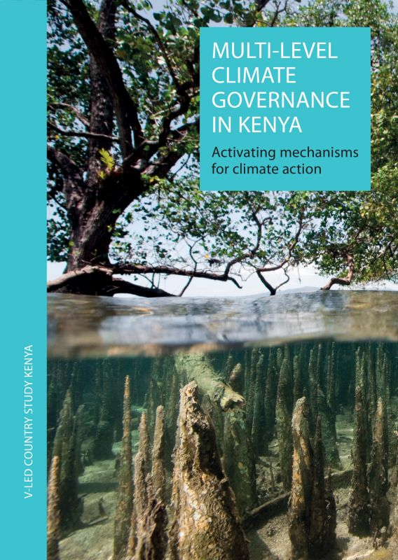 Multi-level climate governance in Kenya - vled - adelphi