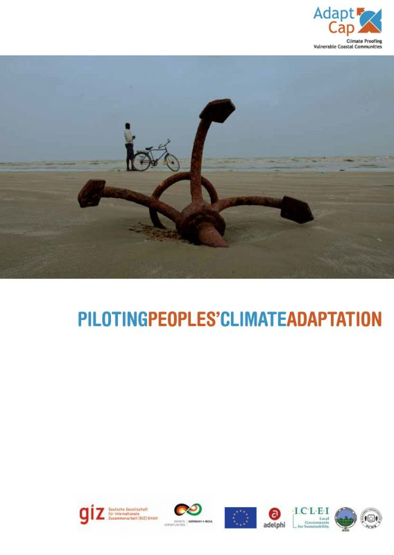 Piloting Peoples' Climate Adaptation - Introducing the AdaptCap Project