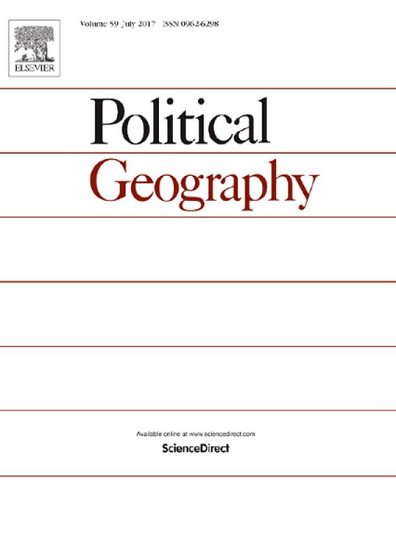 Political Geography journal