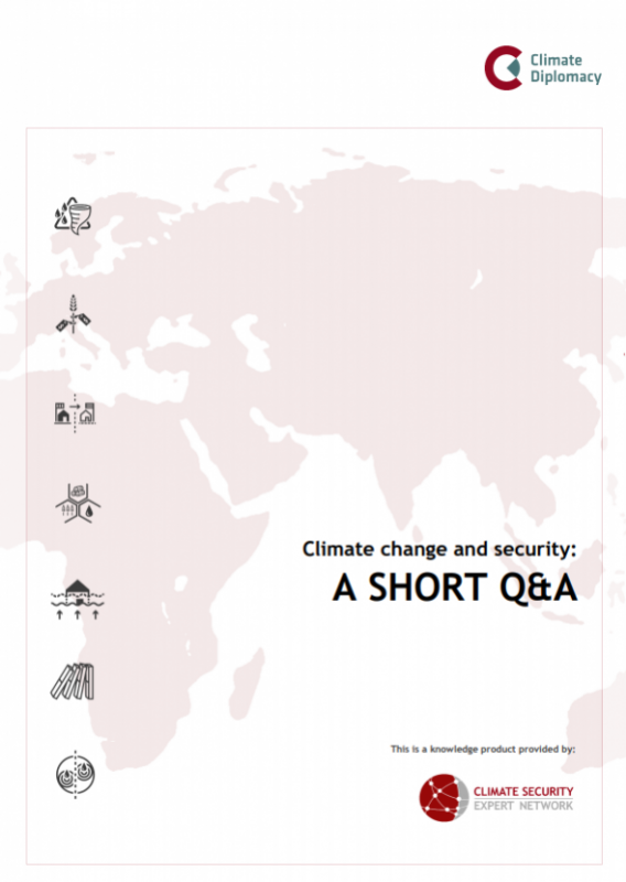 climate security expert network q&a