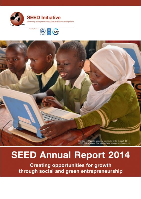 SEED Annual Report 2014