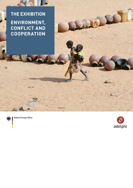 "Titelbild ""The Exhibition - Environment, Conflict and Cooperation"""