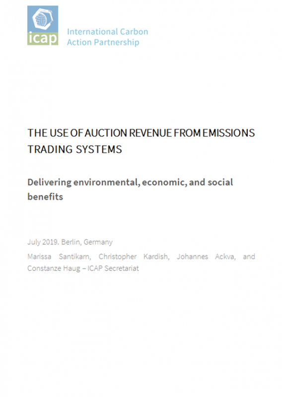 The use of auction revenue from emissions trading systems - International Carbon Action Partnership ICAP.png