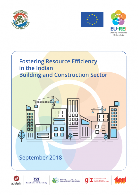 Fostering Resource Efficiency in the Indian Building and Construction Sector