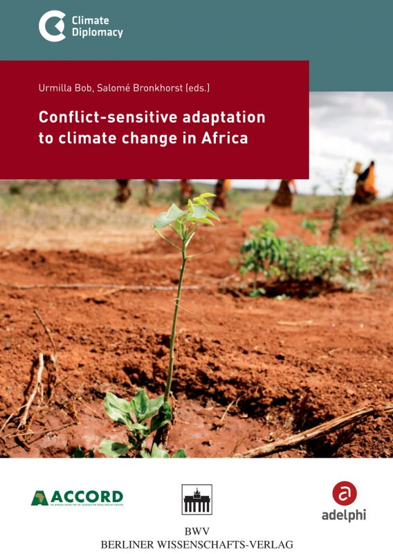 Towards conflict sensitive adaptation in the water sector: Building the bridge between analysis and action