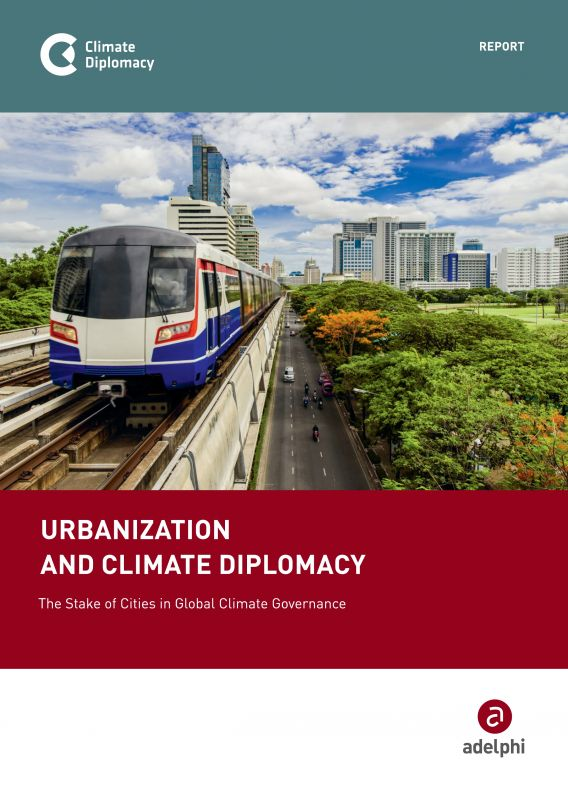Urbanization and Climate Diplomacy