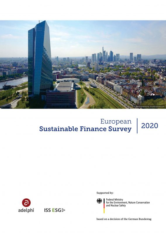 European Sustainable Finance Survey 2020 | Report