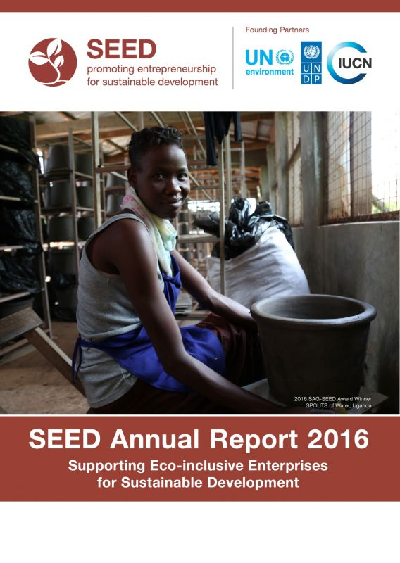 SEED Annual Report 2016