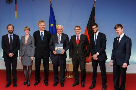 A New Climate for Peace Launch AA Steinmeier